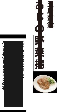 五島蒲鉾 あじの野菜揚