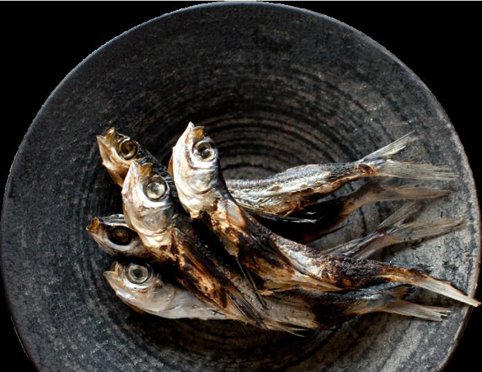 塩あご(半生)