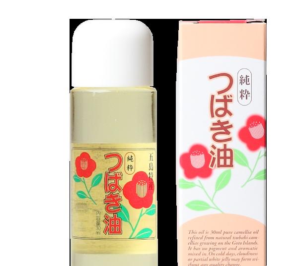 つばき油(30ml)