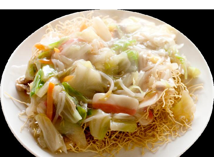 五島炒麺(チャーメン)