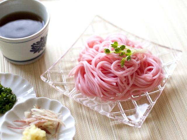 梅うどん 梅風味(ますだ製麺)