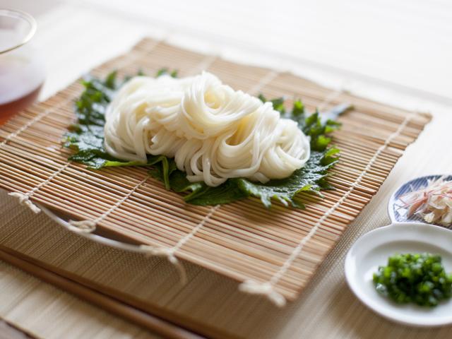 しま乙女 細めん仕上げ(ますだ製麺)