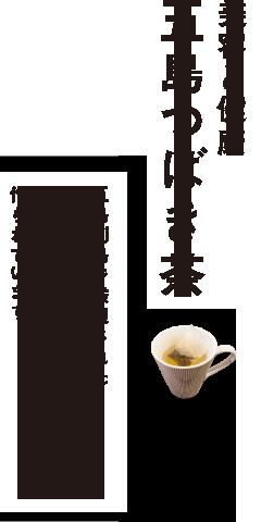 五島つばき茶