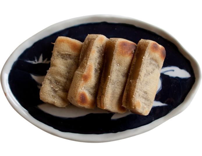 かんころ餅 ごま入り(松尾製菓)